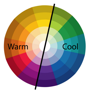 Ask Kate Warm Vs Cool Colors