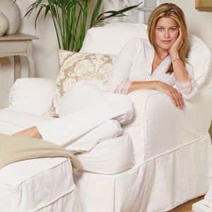 Kathy Ireland Model Turned Furniture Designer Has Some 25 Diffe Licensed Home Furnishings Product Categories To Her Credit