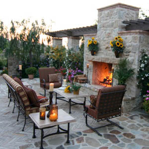 Photo Courtesy Of Marcia Blake, Outdoor Interiors In Laguna Niguel, Calif.  And Furniture ...
