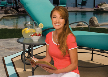 Jane Seymour's Home Decor Tips