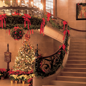HomeFurnishings.com: Holiday Decorating Secrets from Biltmore