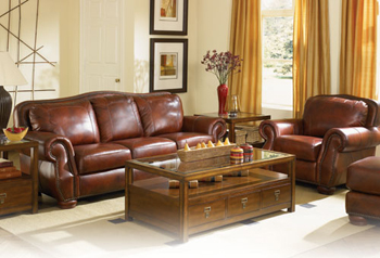 Lacks Leather Sofas Lacks Hillsboro Sofa Leather Faux