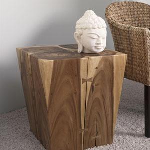 Phillips Collection Natural Wood Tranquil Meditation Space