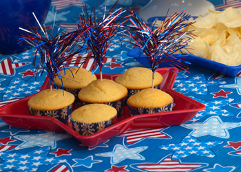 Fabulous Fourth of July Decor
